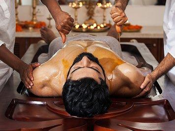Poovar Ayurveda Village 14 Nights / 15Days Body Purification Program
