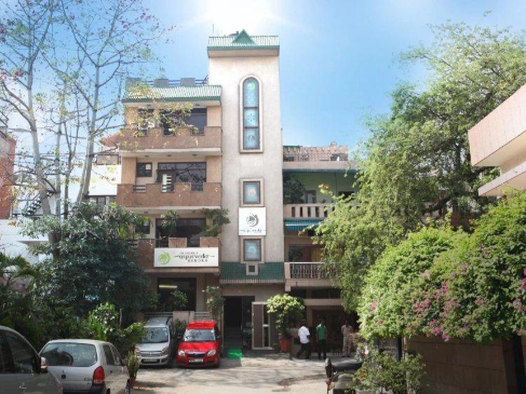 Dr Sudha's Ayurveda Kendra New Delhi India 1