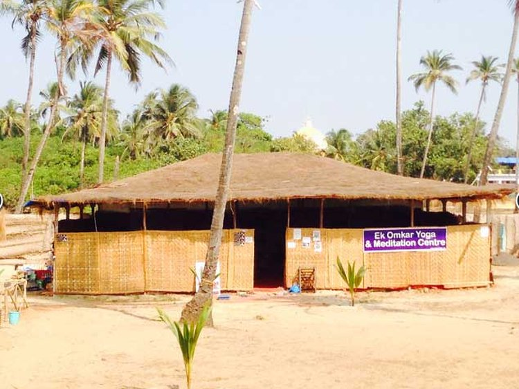 Ek Omkar Yoga & Meditation Center Goa India 12