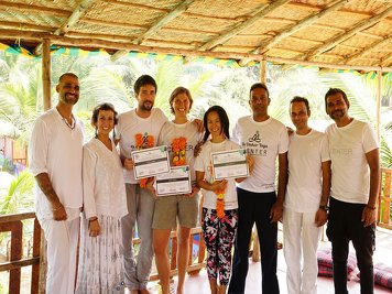 Ek Omkar Yoga & Meditation Center Yoga Teacher Training Course
