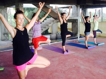 Ek Omkar Yoga & Meditation Center Rishikesh India