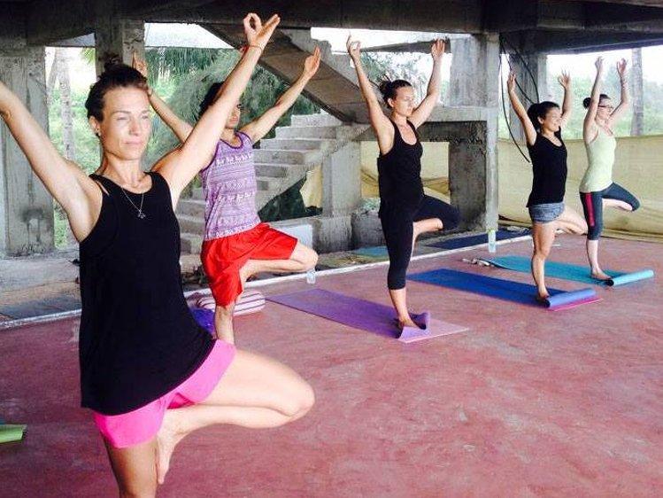 Ek Omkar Yoga & Meditation Center Rishikesh India 1