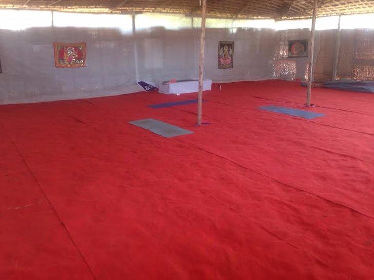 Ek Omkar Yoga & Meditation Center Rishikesh India 4