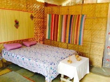 Ek Omkar Yoga & Meditation Center AC Room