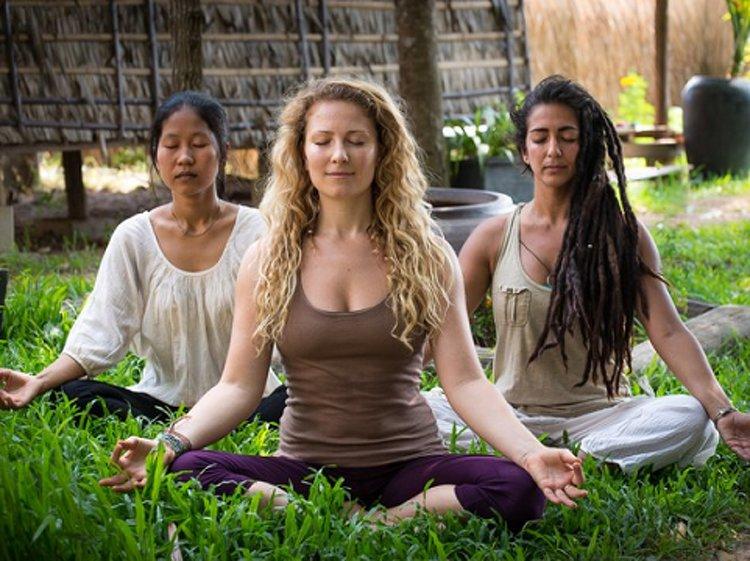 The Beach House Goa Transformational Meditation Retreat 1