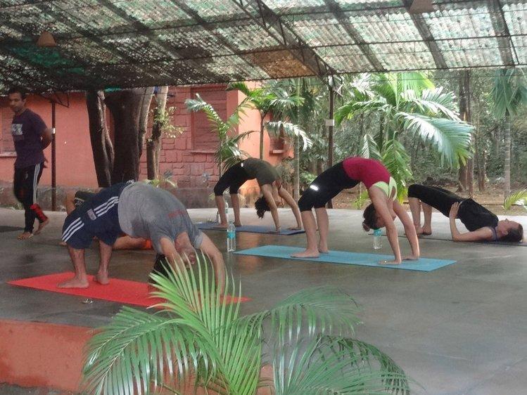 Vimoksha Yoga Goa INDIA 2
