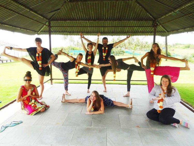 Vimoksha Yoga Goa INDIA 1