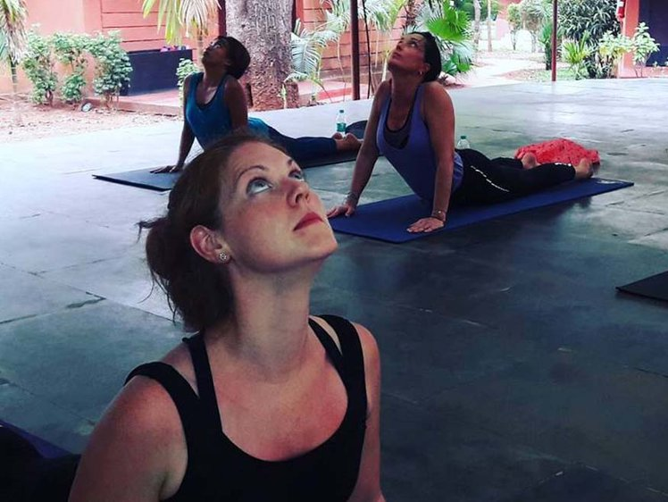 Vimoksha Yoga Goa INDIA 4