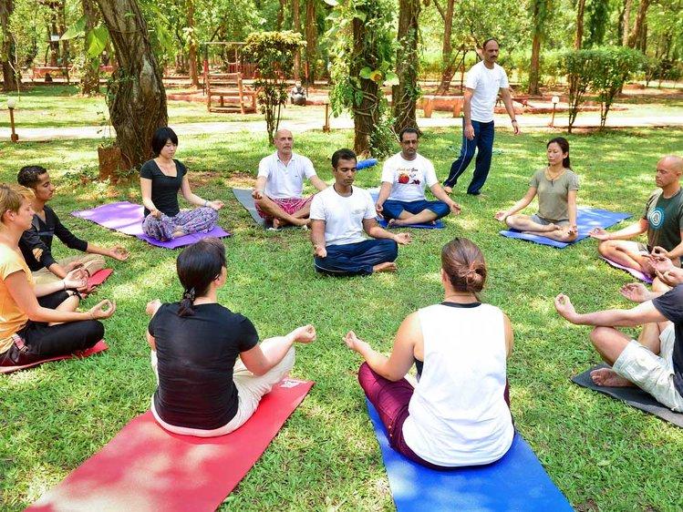Vimoksha Yoga Goa INDIA 5