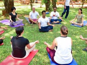 Vimoksha Yoga 200 HOURS MULTI-STYLE YTTC (OPTION 1) HATHA + VINYASA FLOW + YIN (UK)