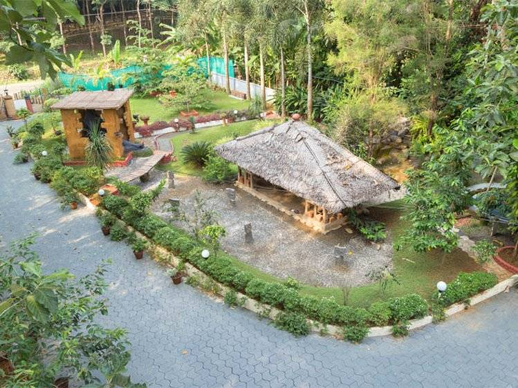 Munkudil Ayurveda & Yoga Retreat Ernakulam India 2