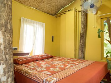 Munkudil Ayurveda & Yoga Retreat Deluxe Non AC River View Room