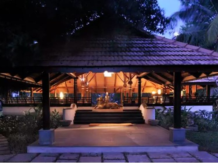 Niraamaya Retreats Surya Samudra Kovalam India 11