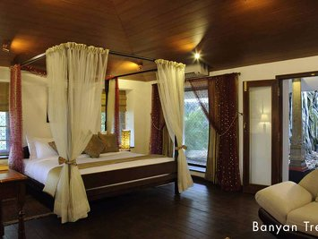 Niraamaya Retreats Surya Samudra Ayurveda Skin Care Program Banyan Tree or Octagon