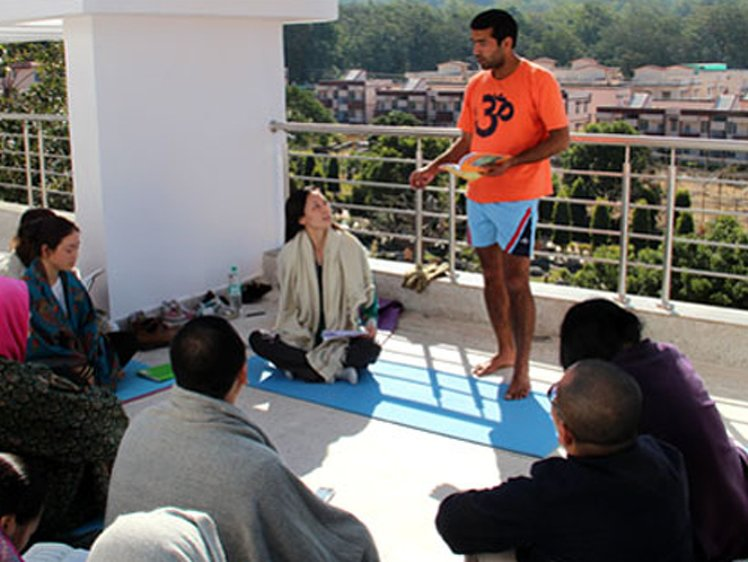 Avatar Yoga Rishikesh India 6