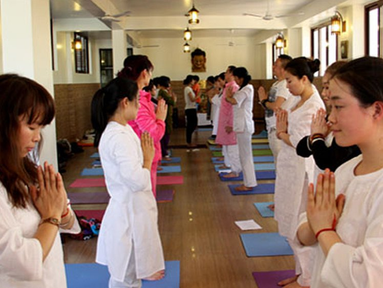 Avatar Yoga Rishikesh India 5