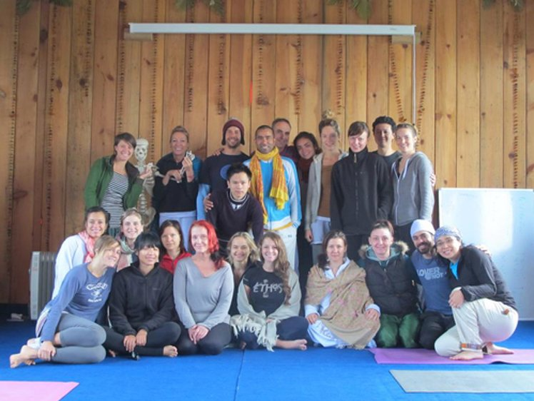 Avatar Yoga Rishikesh India 16