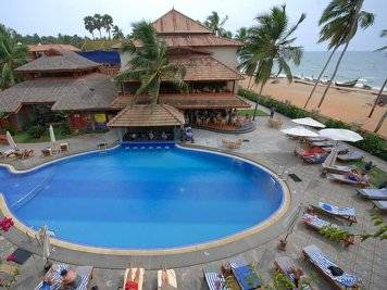 Uday Samudra Ayurveda & Yoga Beach Resort Trivandrum India