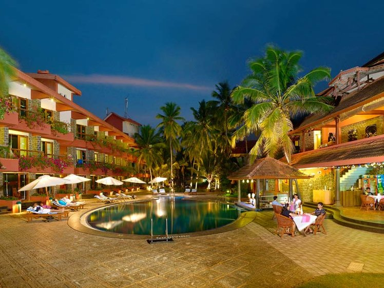 Uday Samudra Ayurveda & Yoga Beach Resort Trivandrum India 4