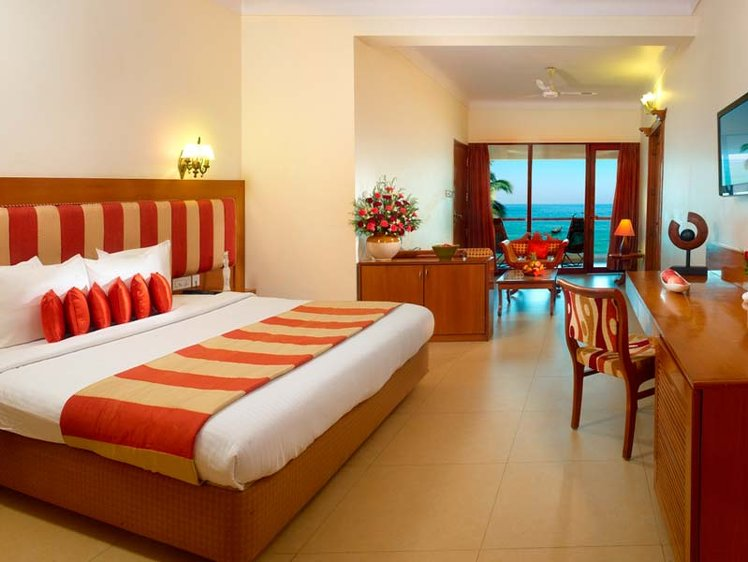 Uday Samudra Ayurveda & Yoga Beach Resort Trivandrum India 10