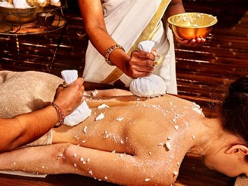 Uday Samudra Ayurveda & Yoga Beach Resort  28 Nights / 29Days Rejuvenation Program