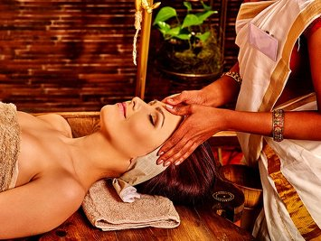 Uday Samudra Ayurveda & Yoga Beach Resort  7 Nights / 8Days Beauty Care Program