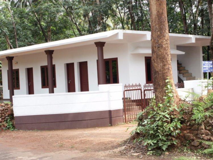 Shanthi Ayurveda Ashram Palakkad India 2