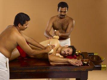 Shanthi Ayurveda Ashram 20 Nights / 21Days Panchakarma Package
