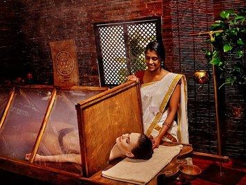 Shanthi Ayurveda Ashram 20 Nights / 21Days Weight Loss Package
