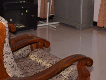 Shanthi Ayurveda Ashram Single Twin Beds