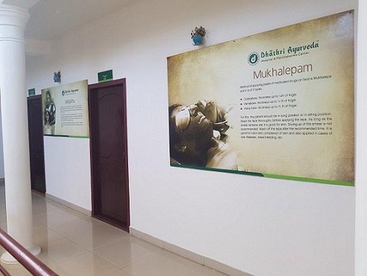 Dhathri Ayurveda Hospital And Panchakarma Center Kayamkulam India 7