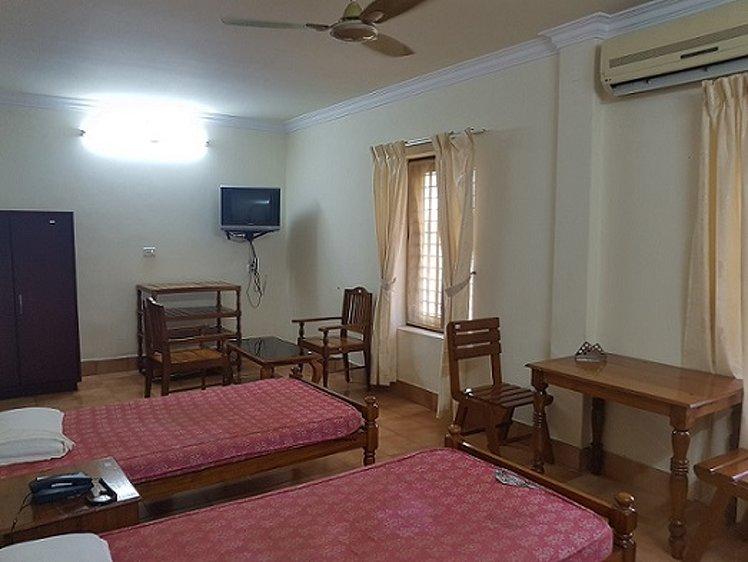 Dhathri Ayurveda Hospital And Panchakarma Center Kayamkulam India 9