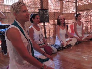 Yoga Village 200 Hour (26 Nights / 27 Days) Hatha yoga Teacher Training