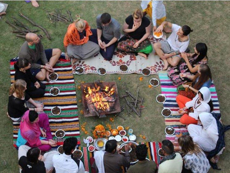 Akshi Yogashala Rishikesh India 4