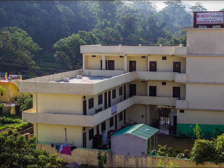 Akshi Yogashala Rishikesh India 3