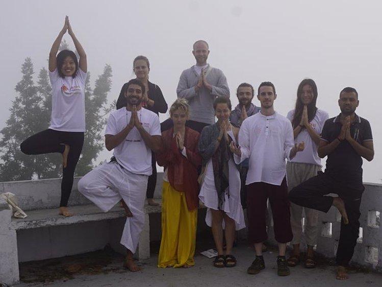 Akshi Yogashala Rishikesh India 6