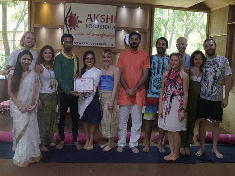 Akshi Yogashala Rishikesh India 7