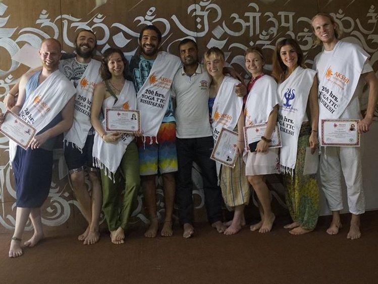 Akshi Yogashala Rishikesh India 8
