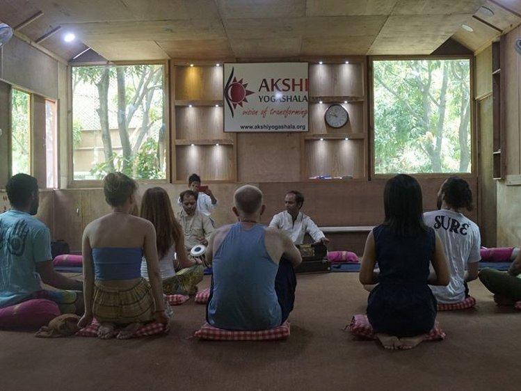 Akshi Yogashala Rishikesh India 9