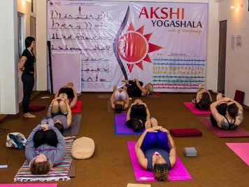 Akshi Yogashala 500 Hour (59 Nights / 60 Days) Yoga Teacher Training Program