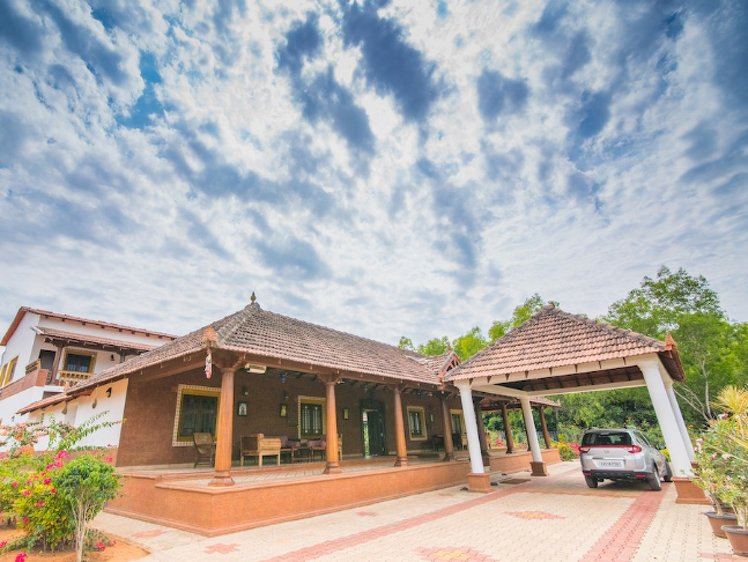 Balkatmane Heritage Spa Resort Udupi India 1