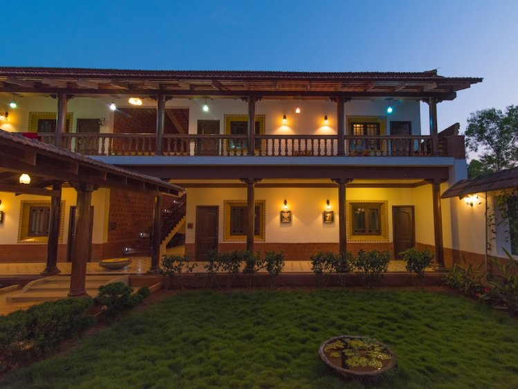 Balkatmane Heritage Spa Resort  Udupi India 3