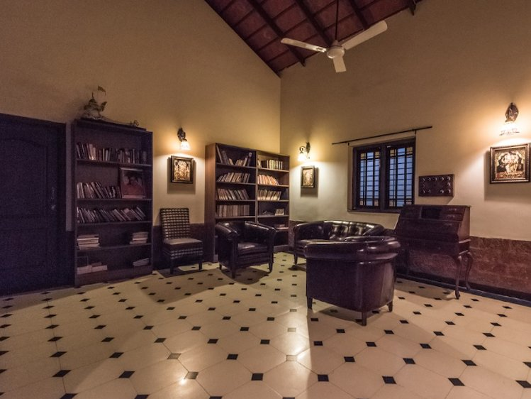 Balkatmane Heritage Spa Resort Udupi India 4