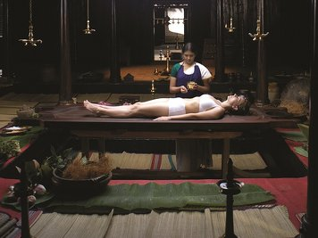 Balkatmane Heritage Spa Resort  21 Nights / 22Days Ayurveda Treatment Package