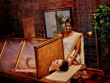 Balkatmane Heritage Spa Resort  14 Nights / 15Days Ayurveda Weight Loss Package