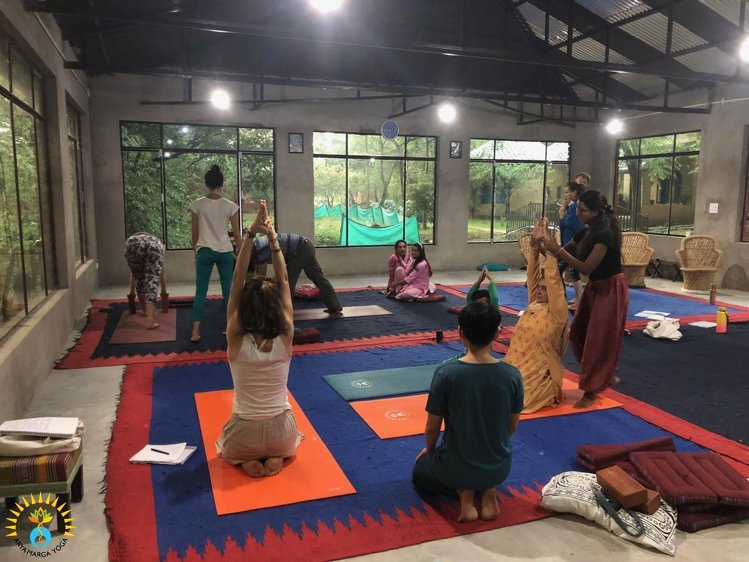 AryaMarga Society 5 Month 1100hr TTC Yoga Teacher Training Course 8