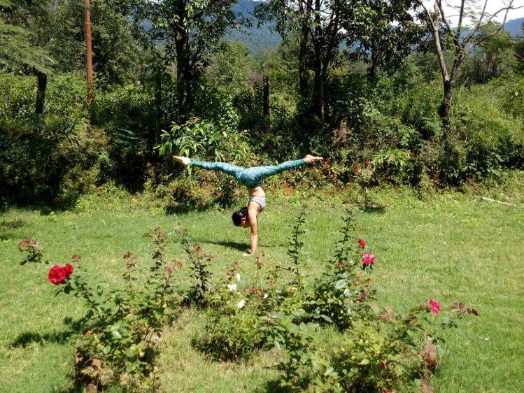 AryaMarga Society 1-month/200-hour Yoga Psyhology Course 1