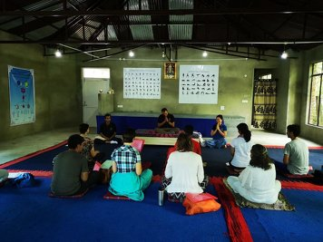 AryaMarga Society P-TAK Course –Practical and Theory Course in the 4 Yogas