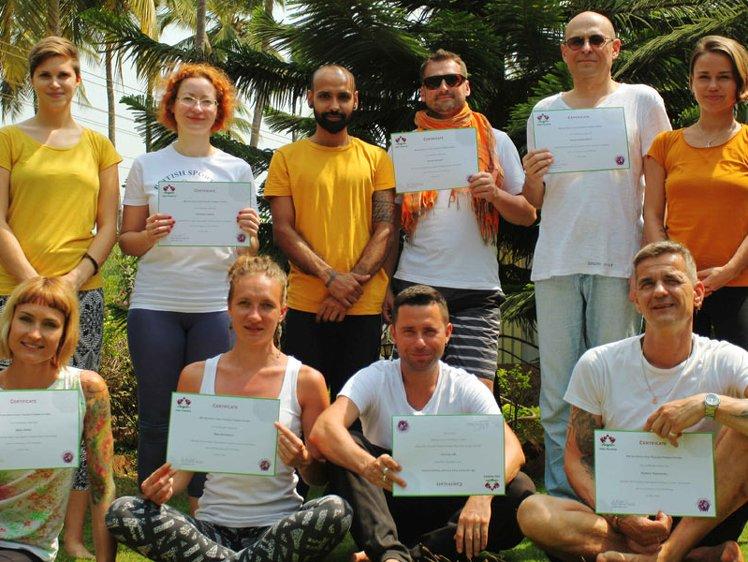 Yog Temple Goa India 3