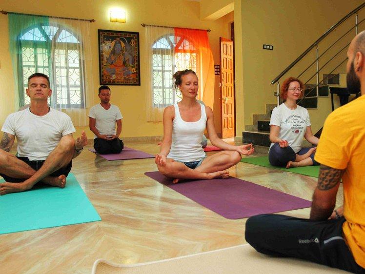 Yog Temple Goa India 6